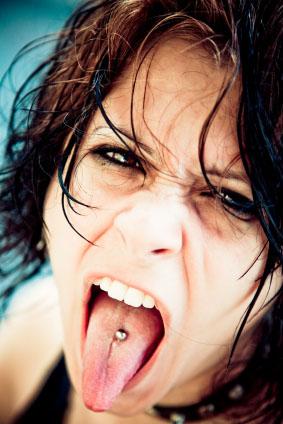 Tongue Piercing Story